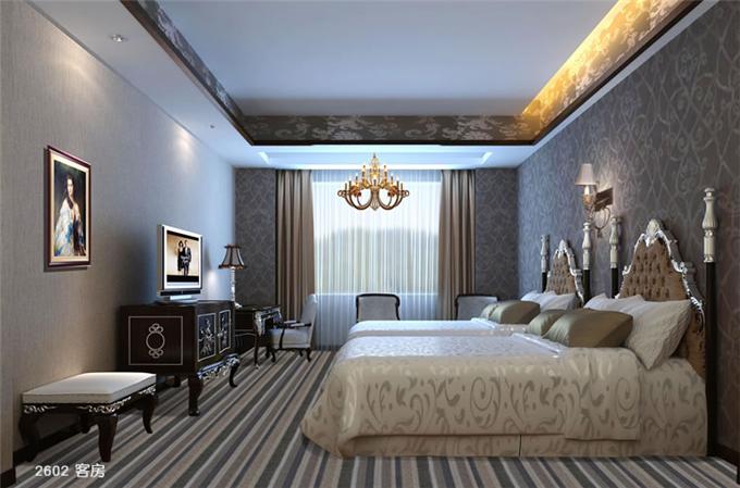 条纹系列酒店客房卧室地毯-地毯厂家2018新品