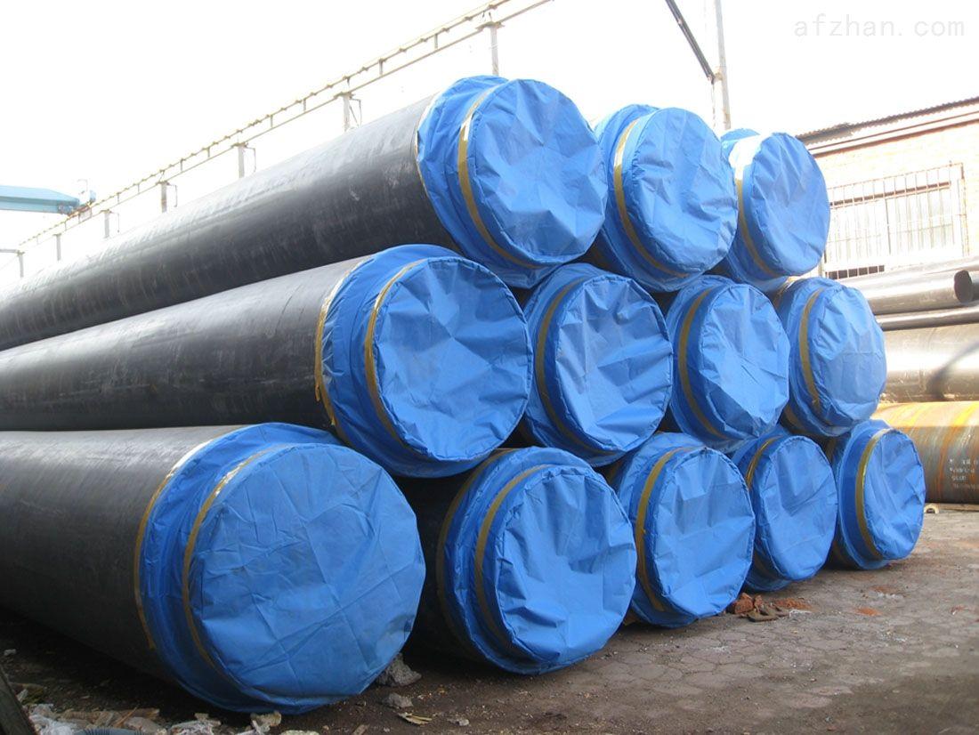 泰州中海油石油化工输送案例【钢套钢蒸汽保温管】