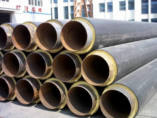 高温防腐外滑动式钢套钢保温管定制-源头厂家直供
