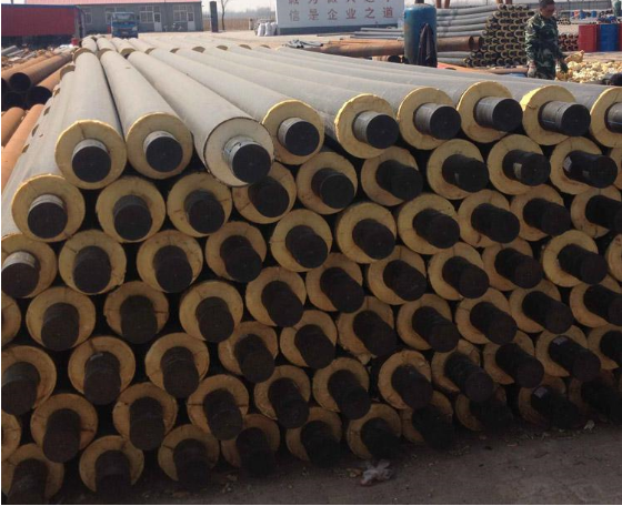 耐高温预制钢套钢蒸汽保温管定制-源头厂家批发