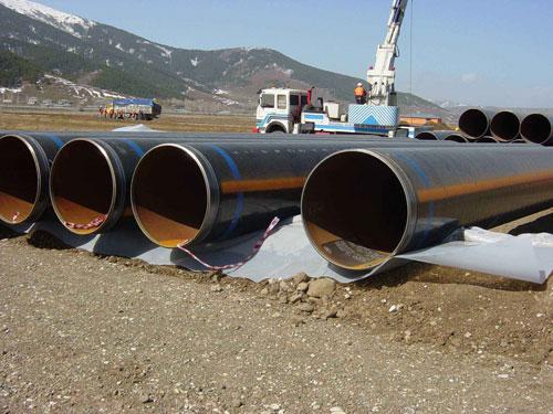 陕西汉中热力输送管道改造案例【聚氨酯保温管案例】