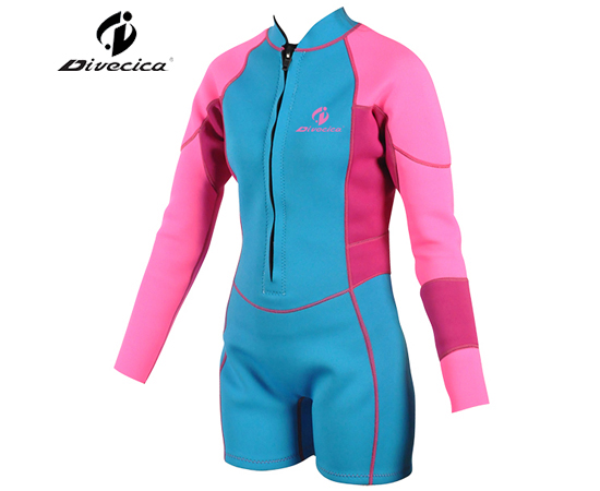 SS-6020 WOMEN NEOPRENE SURF SUIT