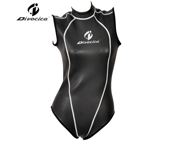 SS-6026 WOMEN GLIDE SKIN MATERIAL SURF/SWIM SUIT