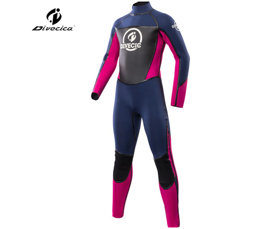 Picture of WS-6069JR NEW DESIGN SUPER STRETCH JUNIOR WETSUIT