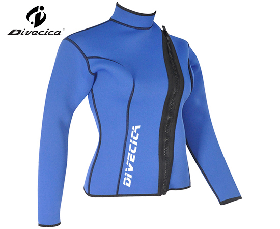 TS-6001 WOMEN NEOPRENE TOP SUIT