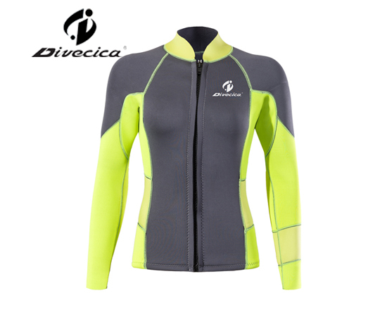 TS-6015 WOMEN SURF TOP SUIT