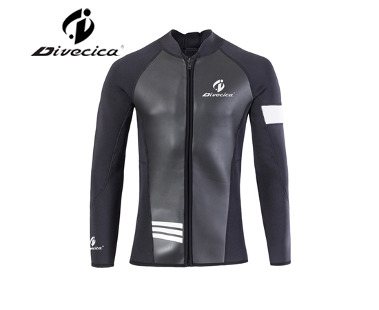 TS-6016M MEN NEOPRENE SURF TOP SUIT