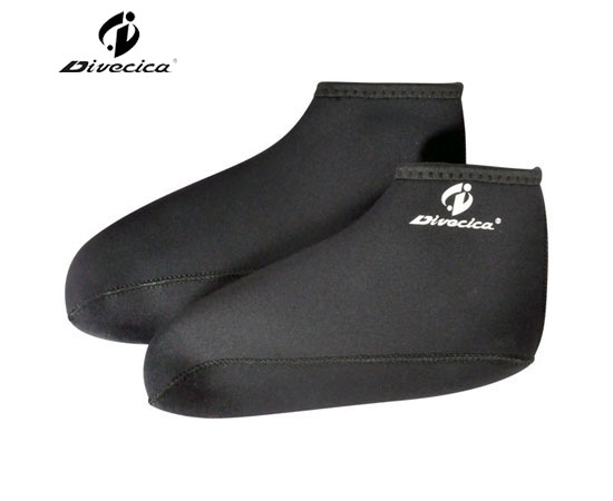 DS-6001 BLACK DIVING SOCKS