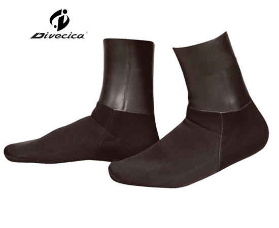 DS-6003 3MM BLACK DIVING SOCKS