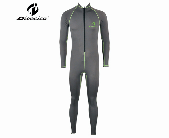 RG-6001 ONE PIECE FULL SUIT RASH GUARD