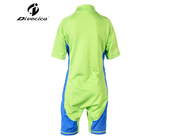 Picture of RG-6013 ONE PIECE FULL SUIT/KIDS RASH GUARD
