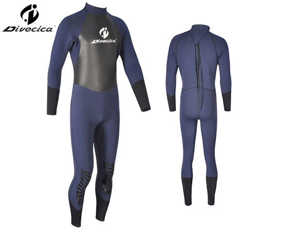 WS-6029 MEN SUPER STRETCH MATERIAL WETSUIT