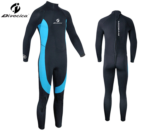 WS-6020 MEN SUPER STRETCH MATERIAL WETSUIT