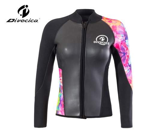 TS-6012 WOMEN SURF TOP SUIT