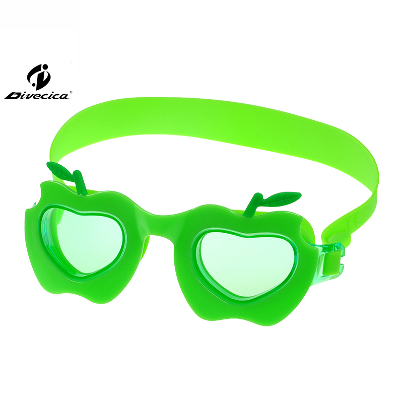 DIVECICA Swim Goggles, Swimming Goggles No Leaking Anti Fog UV Protection Triathlon Swim Goggles with Free Protection Case for Adult Men Women Youth Kids Child, Multiple Choice+9117S