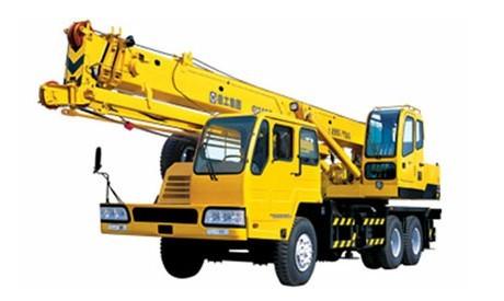 徐工16吨汽车吊