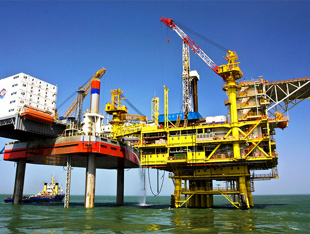 Picture of Hydraulic Self-Elevating Drilling Platform System