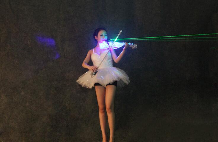 激光小提琴
