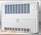 New Energy floorstanding floor heating fan coil house heating fan coil (NERS-FP51G)