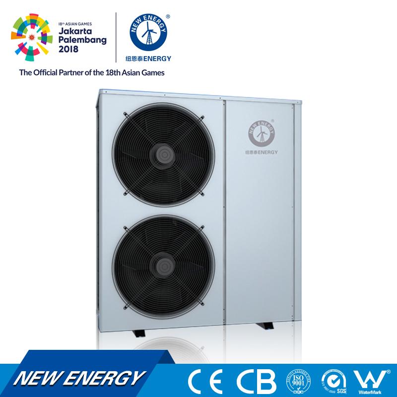 stainless steel swimming pool heat pump for outdoor pool water heating  24kw