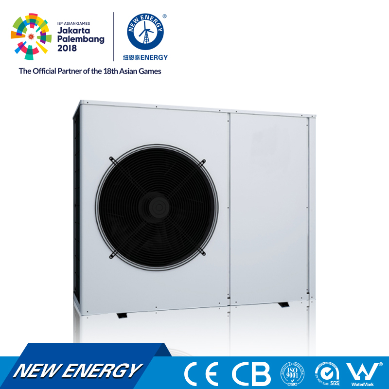 energy saving swimming pool heat pump water heater for small pool and spa 10kw B3Y