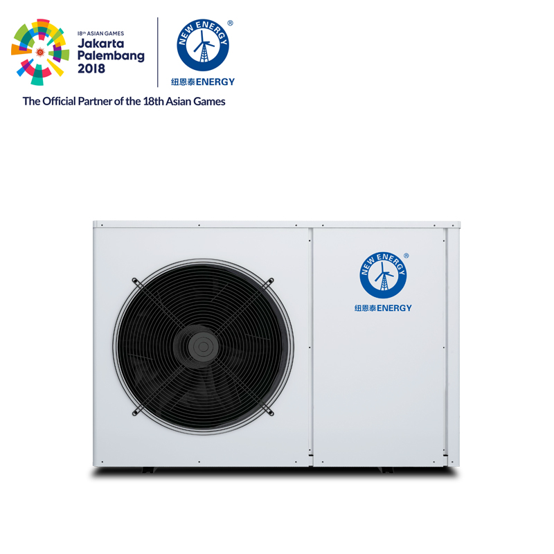 10KW air to water heat pump for hot water model NERS-B3.0S