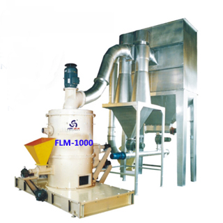 FLM-1000型石油焦粉碎機設備