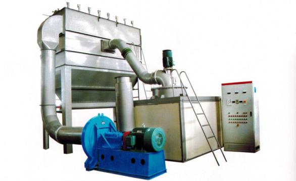 广西贺州客户引入丰力粉碎机生产线