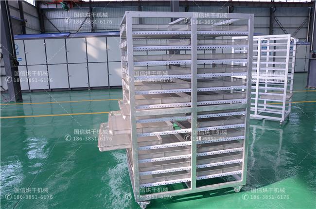 四箱环保型山药烘干机