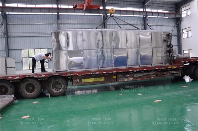 日产10吨山药的烘干机厂家