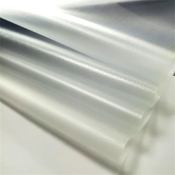 PVC透明压纹膜