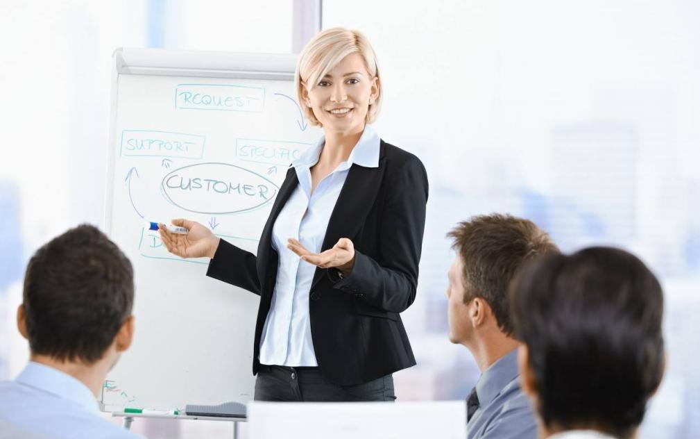 《销售人才培养•发展高效团队》