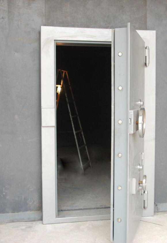商场专用不锈钢金库门