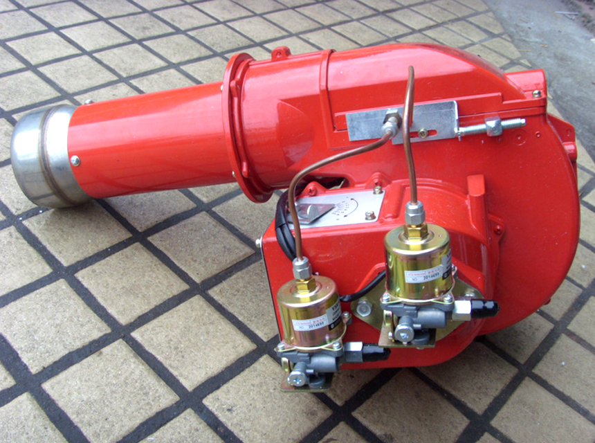 醇基锅炉燃烧机
