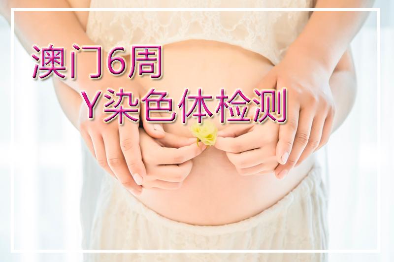 Picture of 澳门6周Y染色体基因检测