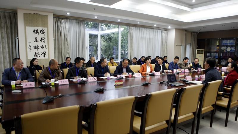 县长郭玲带领金沙网址教师赴北京四中学习交流