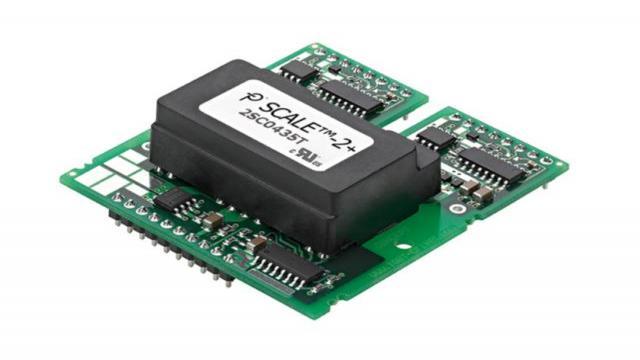 门极驱动器为SiC-MOSFET模块提供全面保护