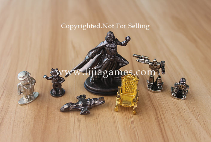 Picture of Metal figurines