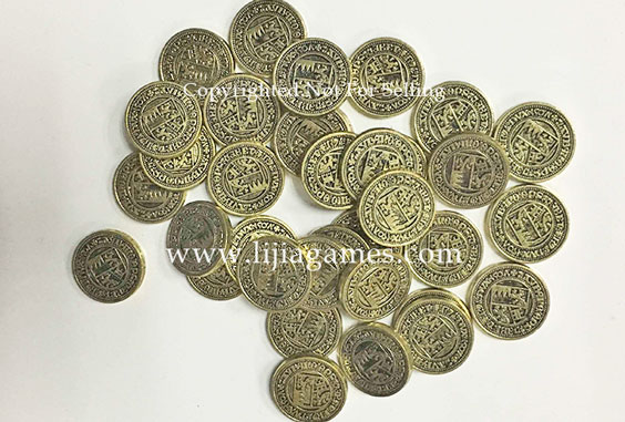 Picture of Metal coins