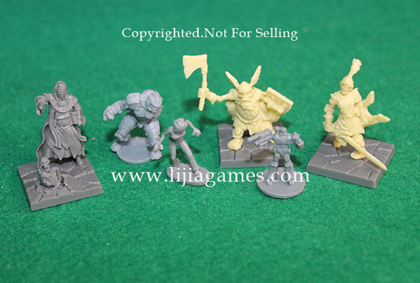 Picture of Bespoke miniatures minis
