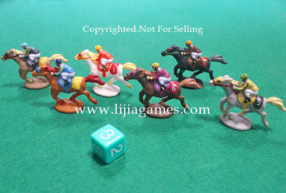 Picture of custom made miniatures