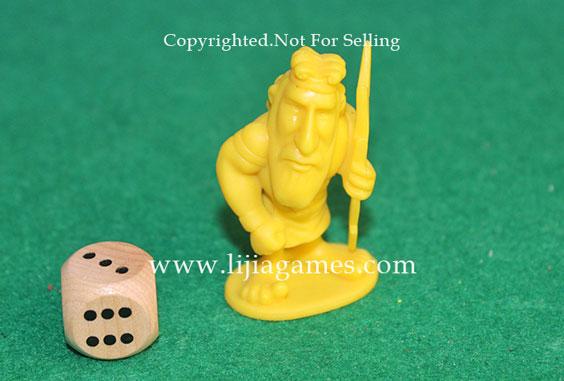 Picture of OEM miniatures figurines