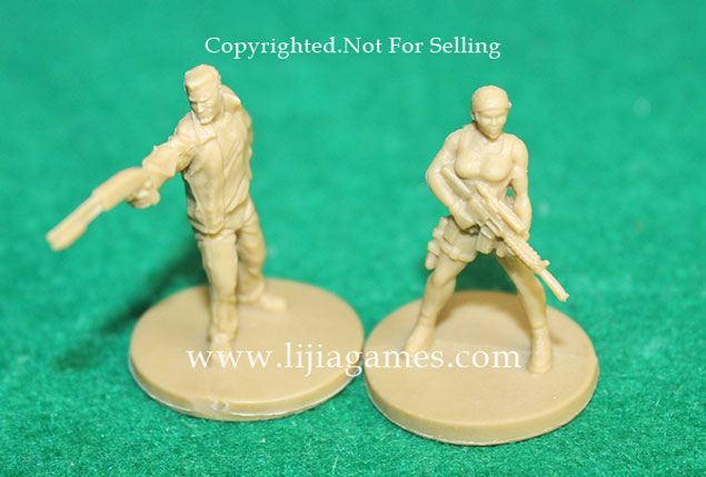 Picture of 3D Printing Miniatures
