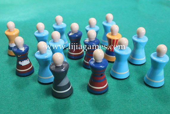Picture of Custom made plastic pawn