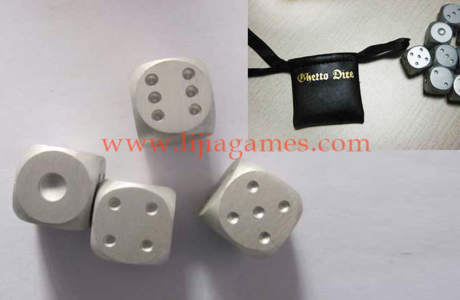 Picture of Metal dice