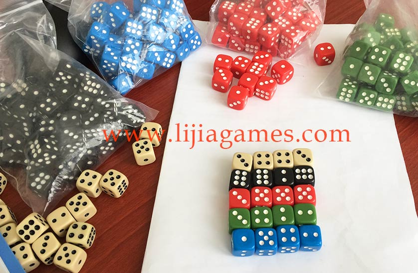 Picture of Acrylic dice