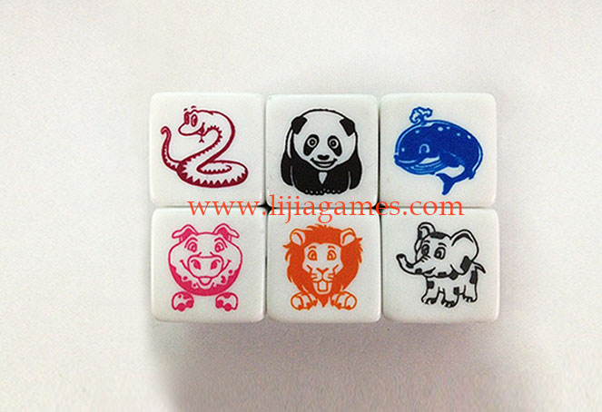 Picture of Imprint dice