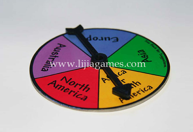 Picture of Spinner Boards with Arrows
