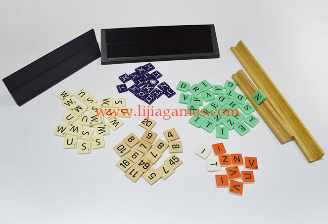 Picture of custom tiles game series