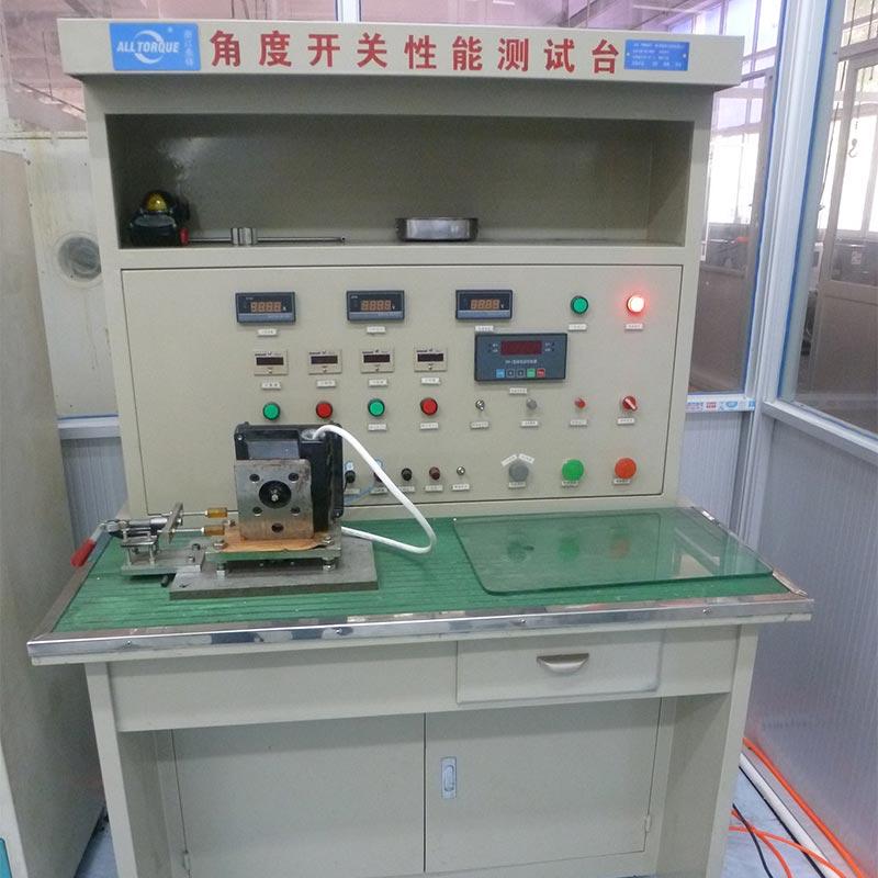 Limit-switch-box-testboard
